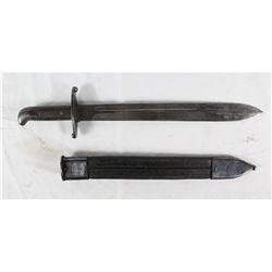 Brazilian 1908 Short Sword Infantry Sidearm