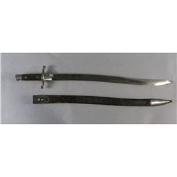 Spanish Short Sword Side Arm