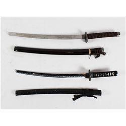 Japanese Wakizashi Swords (4)