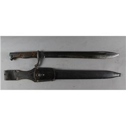 German 1898/05 Butcher Bayonet