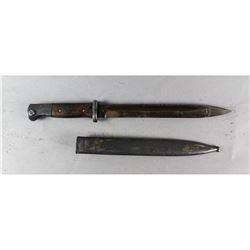 German Combat 84/98 Bayonet