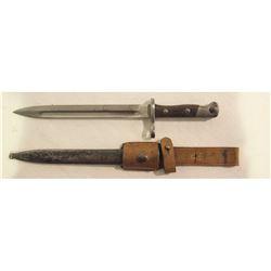 1850's German Bayonet