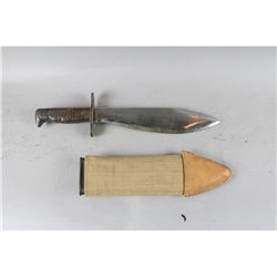 Model 1917 Bolo Knife