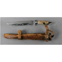 Deer Leg Knife