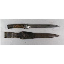 WWII German Combat Bayonet