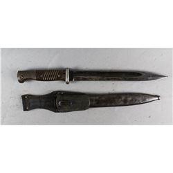 German WWII Combat Bayonet