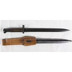 Czech VZ24 Bayonet W/ Muzzle Ring