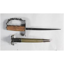 Model 1917-1918 Trench Knife