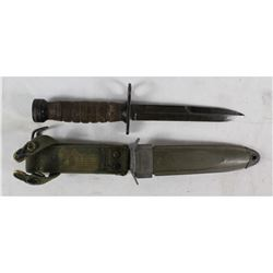 US M4 Bayonet