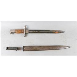 US Krag 1892 Bayonet