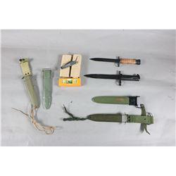 US M4 Bayonet, M1 Bayonet & More