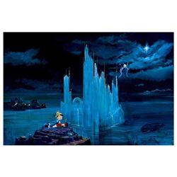 Blue Castle by Ellenshaw & Ellenshaw