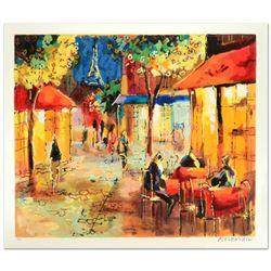 Eiffel Tower by Rozenvain, Michael
