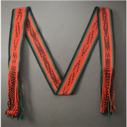 HOPI INDIAN SASH