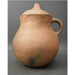 TAOS INDIAN POTTERY PITCHER