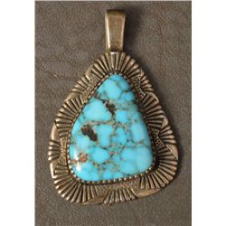 NAVAJO INDIAN PENDENT (LEE YAZZIE)