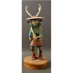 HOPI INDIAN KACHINA (FARON)