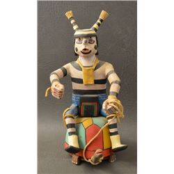 HOPI INDIAN KACHINA (SHELDON TALAS)