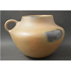 TAOS INDIAN POTTERY PITCHER (EDNA ROMERO)