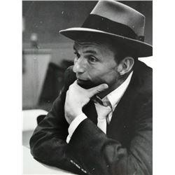 EARL THEISEN (1903-1973): FRANK SINATRA.