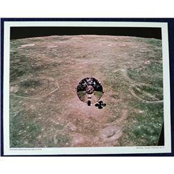 NASA OFFICIAL LITHOGRAPH.