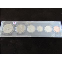 1973 PRINCE EDWARD ISLAND CASED PROOF MINT COIN SET
