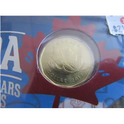 150 YEAR O-CANADA-OUR HOME & NATIVE LAND MINT COIN SET