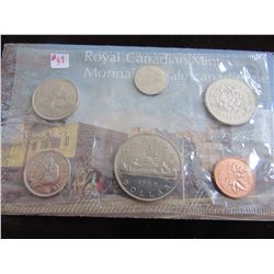 1968 CANADA PROOF MINT SEALED COIN SET