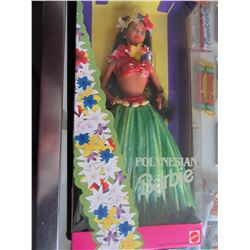 SPECIAL EDITION MINT SEALED POLYNESIAN BARBIE IN ORIGINAL BOX
