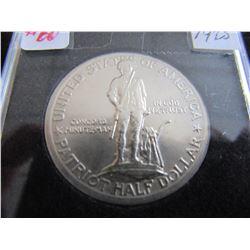 1925 USA SCARCE CENTENNIAL SILVER HALF DOLLAR