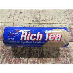 BURTON RICH TEA ORIGINAL TEA BISCUITS (300 G) - PER PKG