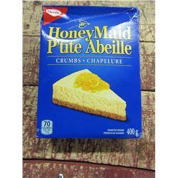 FREIGHT DAMAGE - CHRISTIE HONEY MAID CRUMBS (400 G) - PER BOX