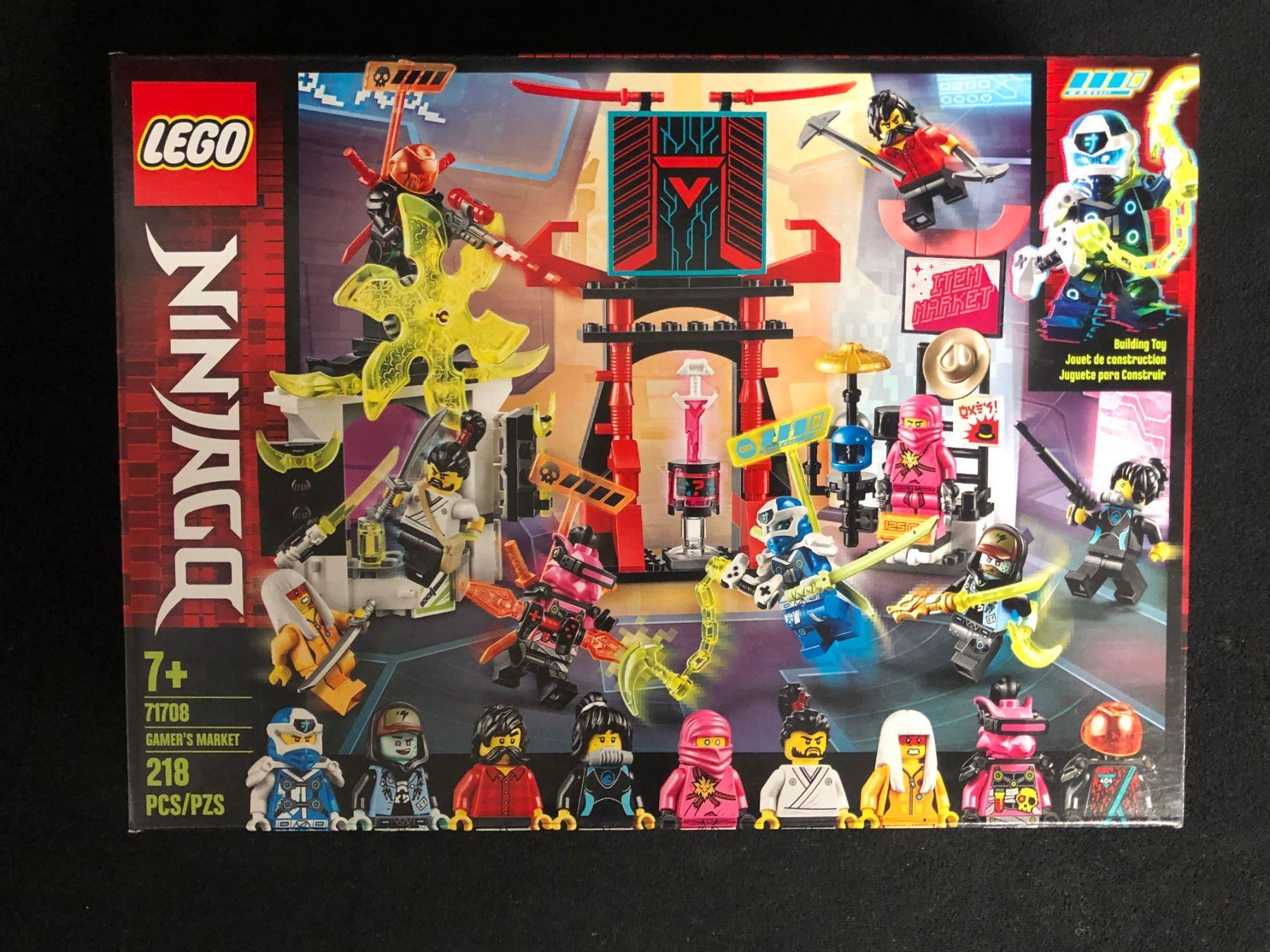 Lego Ninjago 71708 Masters of Spinjitzu Prime Empire Gamer ...