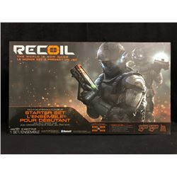 SkyRocket Recoil The World Is Now Game Laser Gun Multi Player Starter Set