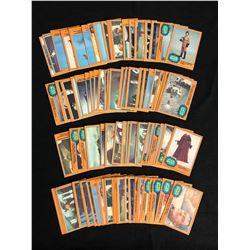 VINTAGE 1977 STAR WARS TRADING CARDS (105 CARDS)