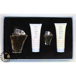 WOMANS 4 PIECE DEAUVILLE FRENCH SPA GIFT SET BY