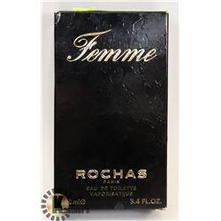 WOMAN'S FEMME 100 ML SPRAY BY ROCHAS PARIS
