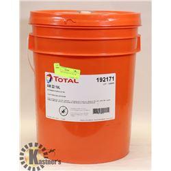 TOTAL AW22 HYDRAULIC OIL 19L