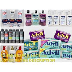 FEATURED DRUG STORE OVERSTOCKS