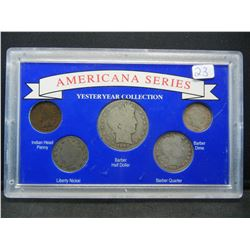 Americana Yesteryear set
