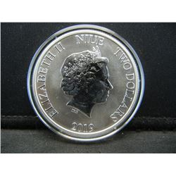 Darth Vader Proof. 999 silver content