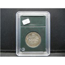 1893 Columbian Half Dollar Slabbed