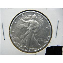 1933 S Walking Liberty Half Dollar