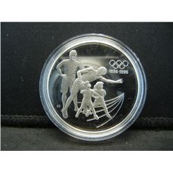 Canada 1992 Proof Silver $15. Silver coin.