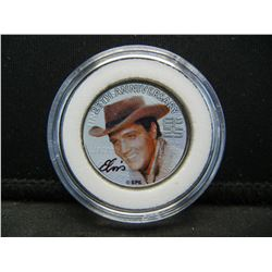 ELVIS THE KING Coin