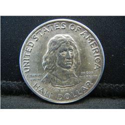 1934 Calvert Maryland Half Dollar