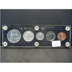 1963 Gem Proof set in Capitol holder