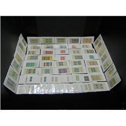 Collection of Old stamps.