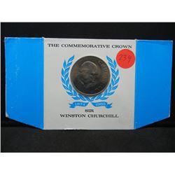 Churchill Crown original package