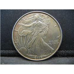 2006 Toned blue Silver Eagle